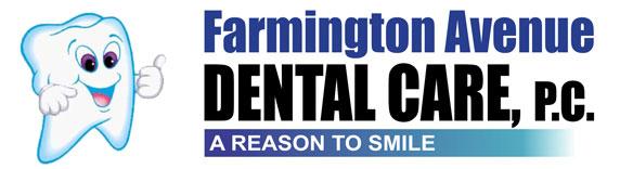 Farmington Avenue Dental Care Logo